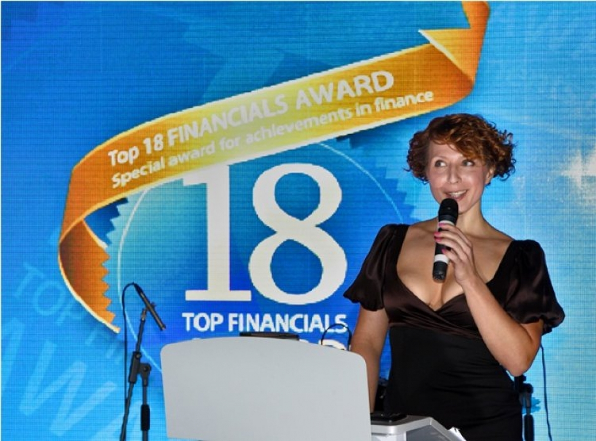 TOP 18 Financials Award