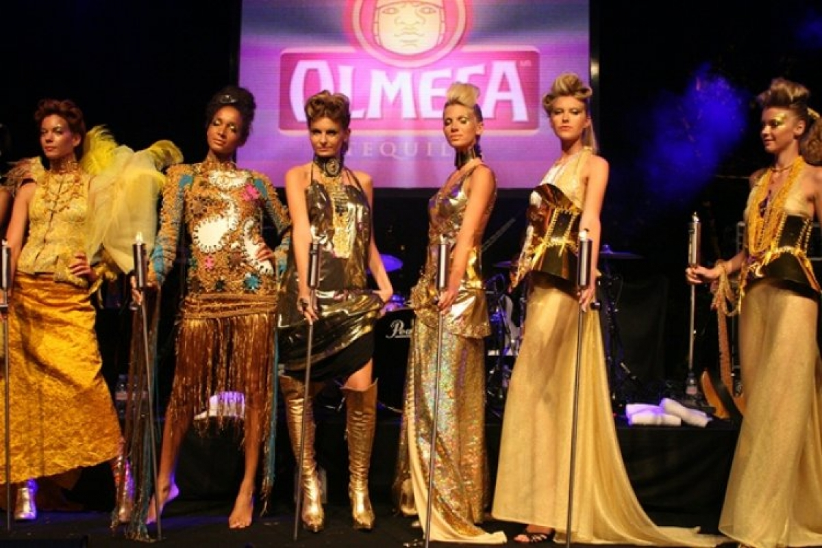 Olmeca Sun&Gold Party