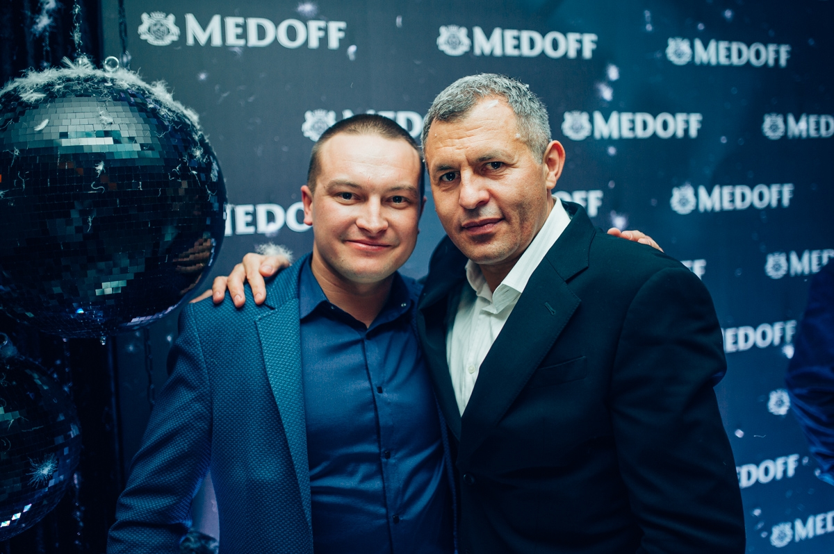 MEDOFF NEW YEAR PARTY