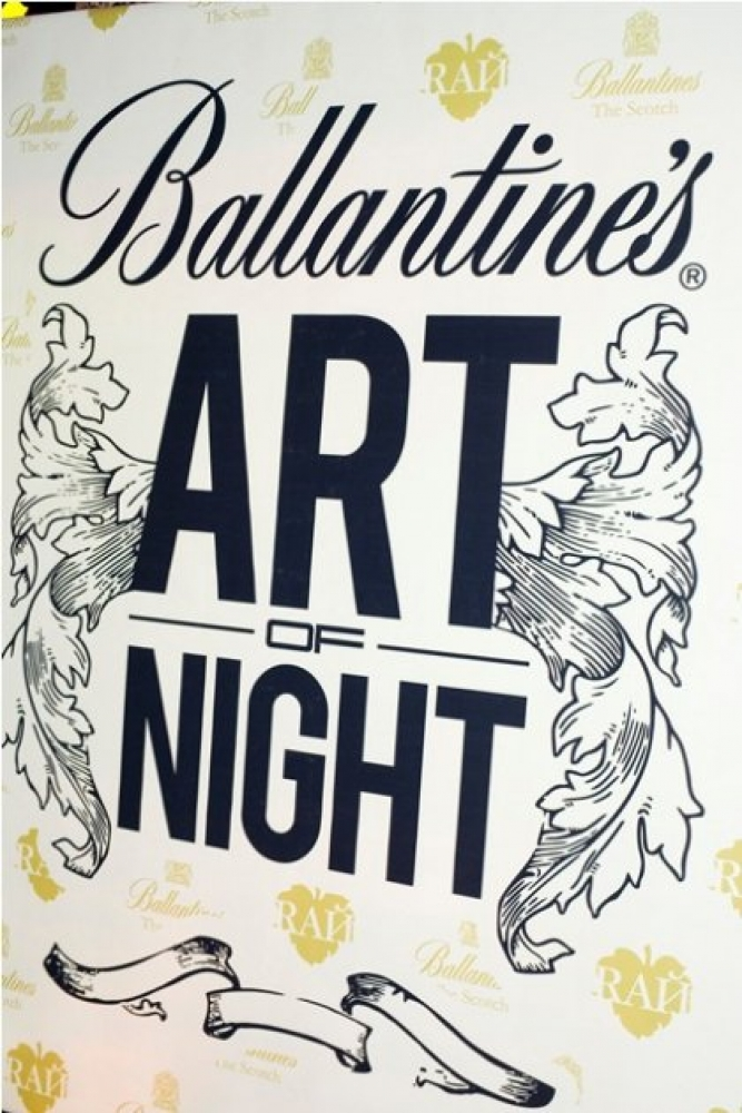ART OF NIGHT for Ballantine's