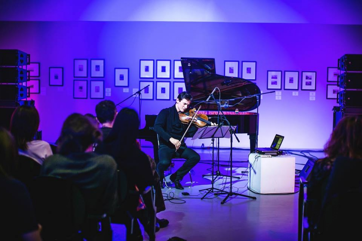 SOUND UP + LAUNCH contemporary classical